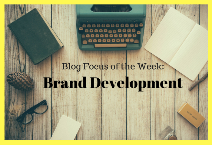 Blog Focus of the Week_